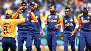 ICC Cricket World Cup 2019: Team India Unhappy With ICC's Security Regulations