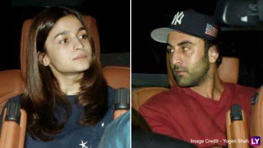 Will Ranbir Kapoor and Alia Bhatt Star in Luv Ranjan's Next? These Pics Make Us Think So!