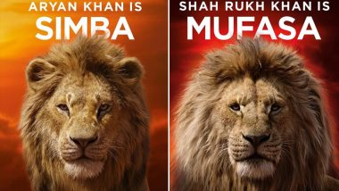 The Lion King Hindi Review: From Shah Rukh Khan's Mufasa to Aryan Khan's Simba, All the Major Hindi Cast in the Disney Film Ranked!