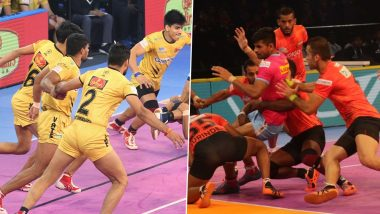 PKL 2019: Fans Gear Up for #WorldsToughestPanga as the Seventh Season of VIVO Pro Kabaddi League Hits the Mat