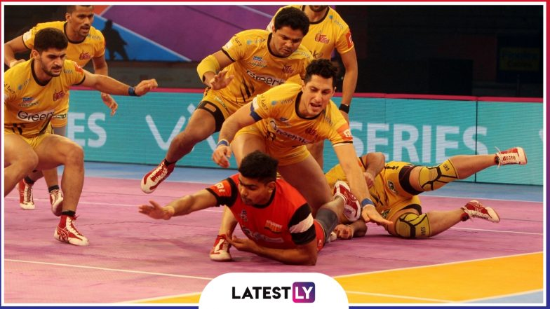 PKL 2019 Dream11 Prediction For Haryana Steelers vs Telugu Titans Match: Tips on Best Picks For Raiders, Defenders and All-Rounders For HAR vs HYD Clash