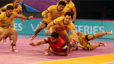 Telugu Titans vs UP Yoddha Dream11 Team Predictions: Best Picks for Raiders, Defenders and All-Rounders for HYD vs UP PKL 2019 Match 21
