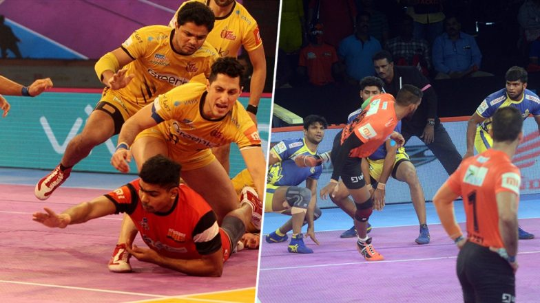 Telugu Titans vs Tamil Thalaivas Dream11 Team Predictions: Best Picks for Raiders, Defenders and All-Rounders for HYD vs TAM PKL 2019 Match 4