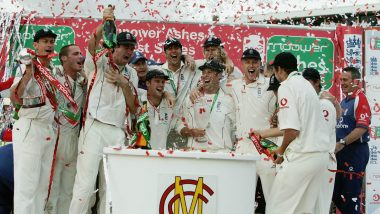 Ahead of Ashes 2019, Here Are Five Memorable England vs Australia Test Series