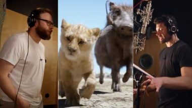 The Lion King Featurette Clip: Seth Rogen And Billy Eichner Give Us A Peek At The New Age Hakuna Matata And It Is Entertaining!