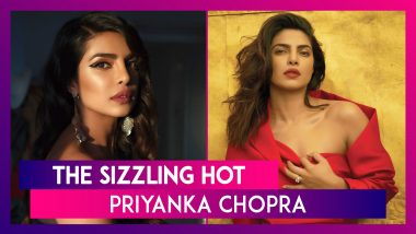 Happy Birthday Priyanka Chopra: A Look at Her Sizzling Hot Pictures As Our Desi Girl Turns 37