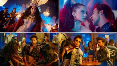 Judgementall Hai Kya Song Wakhra: Kangana Ranaut and Rajkummar Rao Are Upto No Good in This Quirky and Fashionable Track - Watch Video