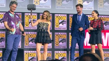 Chris Hemsworth or Natalie Portman - Who's the Real Star of Thor: Love and Thunder? Director Taika Watiti Answers...