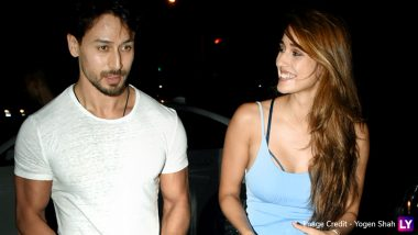Are Disha Patani and Tiger Shroff Back Together as a Couple? These Pics Hint So!