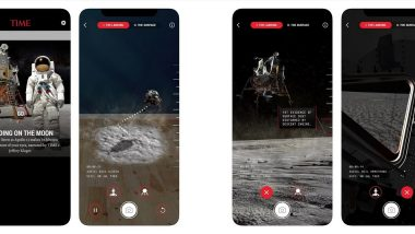 Moon Landing 50th Anniversary: TIME Immersive Launches Apollo 11 AR Depiction 'Landing on the Moon', Calls It 'Most Accurate'