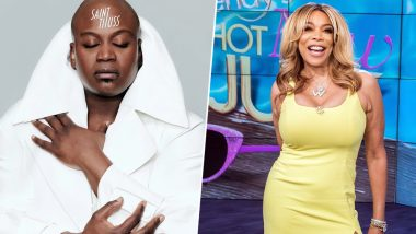 Tituss Burgess EXPOSES Andy Cohen on 'The Wendy Williams Show'