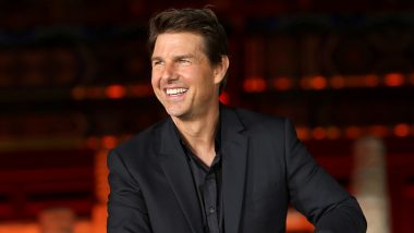Top Gun: Maverick Star Tom Cruise Enjoys Paragliding in the French Alps