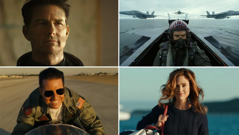 Top Gun: Maverick Trailer: Tom Cruise Returns with a Sequel to his 1986 Classic and It's Pretty Awesome