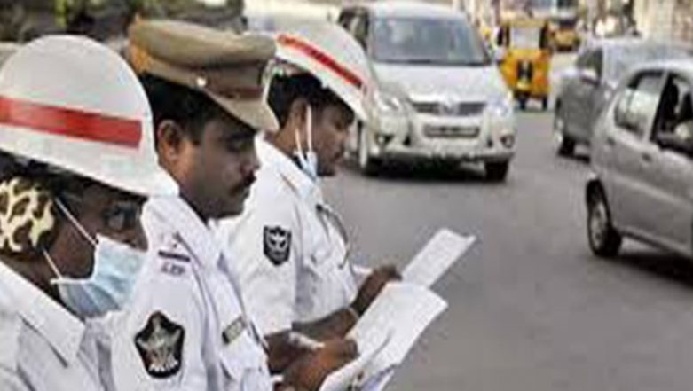 Motor Vehicle Amendment Act 2019: Chandigarh Police Fines Assistant Sub-Inspector Rs 10,000 for Violating Traffic Norms