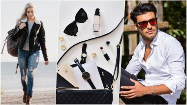 Travel Tip of The Week: Fashion-Forward Tips for Men and Women to Give Serious Vacation Style Goals