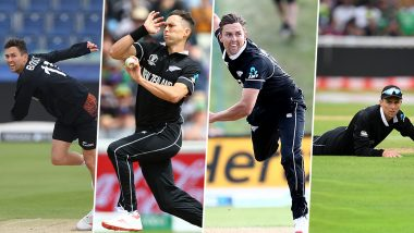 Happy Birthday Trent Boult! Pet Dog Louie Bolt, Cricketer Brother to Ladylove Gert, Here's Everyone Close to New Zealand Pacer's Heart