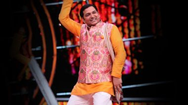 Super Dancer Anchor Paritosh Tripathi Turns Author With His First Hindi Book