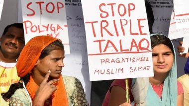 Triple Talaq Bill Passed: India Joins Pakistan, Saudi Arabia in Outlawing Practice; Check List of Countries Where Instant Divorce is Banned