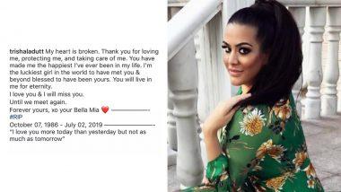 Trishala's Boyfriend Passes Away, Sanjay Dutt's Daughter Shares Heartfelt Note