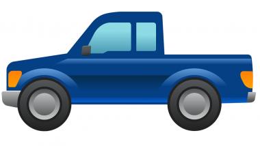 Ford Built New Pickup Truck Emoji To Celebrate World Emoji Day