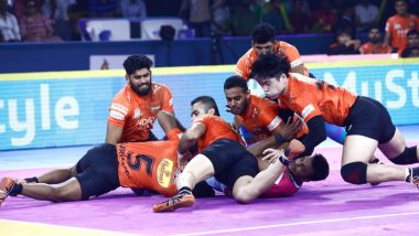 U Mumba vs Bengaluru Bulls, PKL 2019 Match Free Live Streaming and Telecast Details: Watch MUM vs BEN, VIVO Pro Kabaddi League Season 7 Clash Online on Hotstar and Star Sports