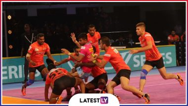 U Mumba Team Squad in Pro Kabaddi League 2019: List of All Players and Schedule of Fazel Atrachali-Captained Side In VIVO PKL 7