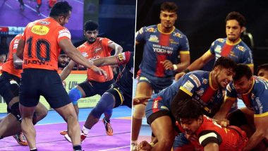 PKL 2019 Today's Kabaddi Matches: July 31 Schedule, Start Time, Live Streaming, Scores and Team Details in VIVO Pro Kabaddi League 7