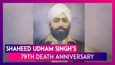 Remembering Udham Singh on 79th Death Anniversary: The Man Who Avenged Jallianwala Bagh Massacre