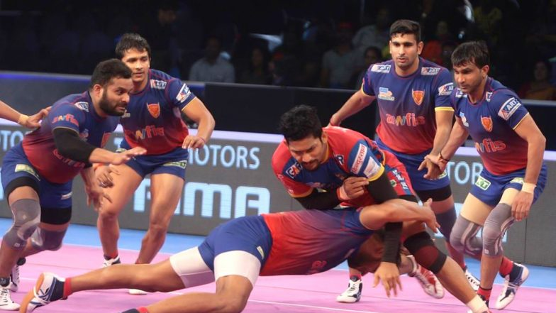 PKL 2019 Today's Kabaddi Matches: Day 4 Schedule, Start Time, Live Streaming, Scores and Team Details of July 24 Encounters in VIVO Pro Kabaddi League 7