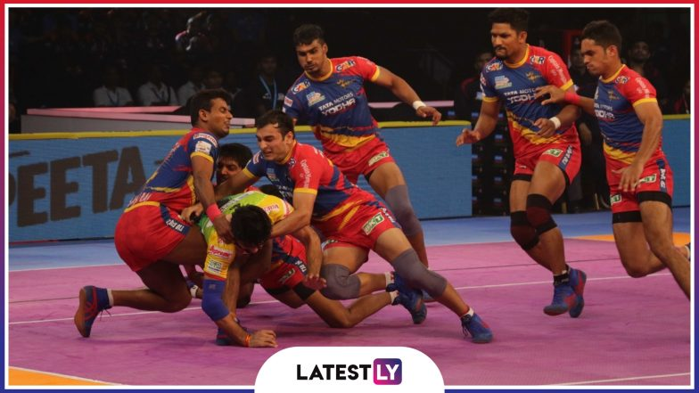 UP Yoddha Team Squad in Pro Kabaddi League 2019: List of All Players and Schedule of Rishank Devadiga-Captained Side In VIVO PKL 7
