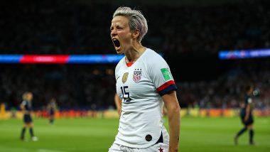Megan Rapinoe Blasts Lack of Respect Towards Women's Game Ahead of FIFA World Cup 2019 Final