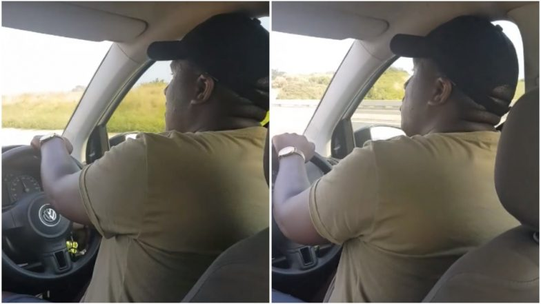 Uber Driver Menzi Mngoma Becomes Opera Sensation in South Africa After His Video Goes Viral, to Record a Single Soon!