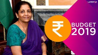 Sports Budget 2019 by Nirmala Sitharaman: National Sports Education Board to be Set Up Under Khelo India Scheme