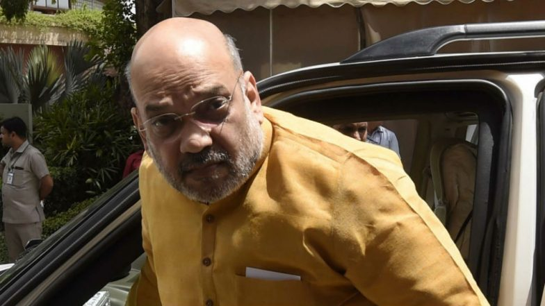 Amit Shah, On 1st Visit to Assam Post NRC Final List, Assures Status Quo on Article 371