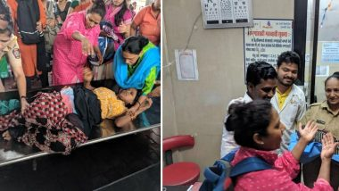 Mumbai Woman Delivers Baby at Dombivali Railway Station, Medical Assistance Given on Platform For Re 1