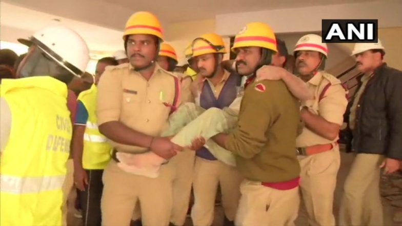 Bengaluru: 4 Dead, 8 Rescued So Far After Under Construction Building Collapses