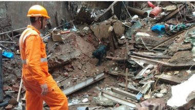 Dongri Building Collapse: Death Toll Rises to 14, Rescue Operation Underway