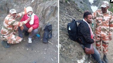 Amarnath Yatra 2019: 15 Pilgrims Given Oxygen After They Started Feeling Breathless