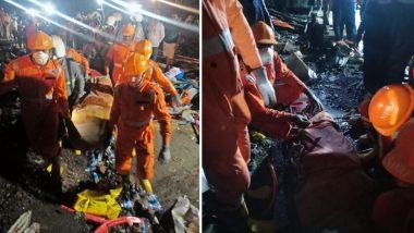 Maharashtra Rains: Tiware Dam in Ratnagiri Breached, 6 Dead & Several Missing; Rescue Operations Continue