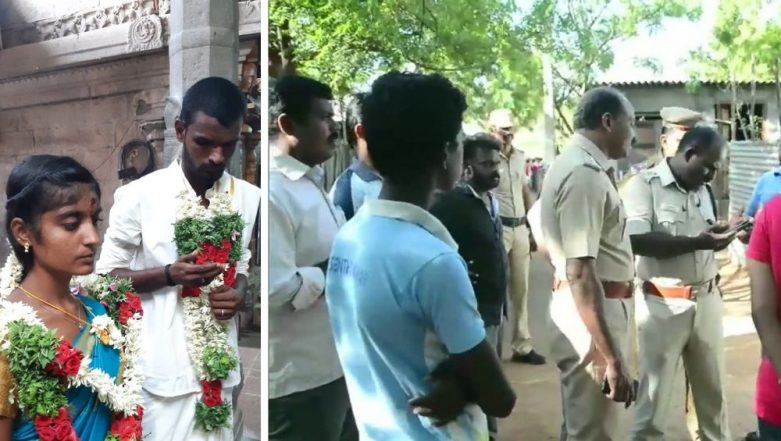 Tamil Nadu: Man & Pregnant Wife Hacked to Death Over Inter-Caste Marriage