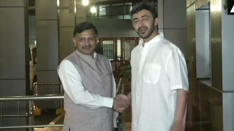 UAE Foreign Affairs Minister, Sheikh Abdullah Bin Zayed Arrives in India; Trade & Energy to be Top Focus