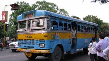 Kolkata Man's Hand Gets Ripped Off in Public Bus, Victim Carries Severed Hand in Plastic Bag to Hospital