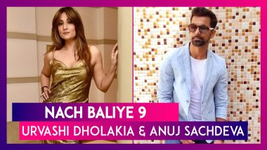 Nach Baliye 9 Couple Profile: Urvashi Dholakia and Anuj Sachdeva
