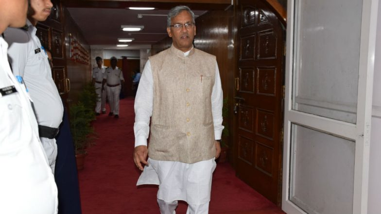 Uttarakhand Rains: 6 Dead Due to Cloudburst in Chamoli District, CM Trivendra Singh Rawat Expresses Grief