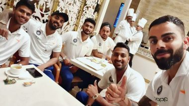 Virat Kohli Posts Picture with Teammates before Taking Off for India vs West Indies 2019; Netizens Ask 'Where is Rohit Sharma?'