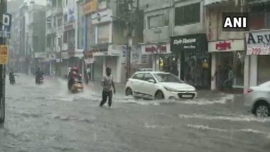 Vadodara Rains: All Private and Government Schools to Remain Closed on Thursday Due to Heavy Showers in Gujarat City