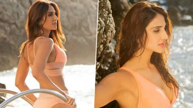 Vaani Kapoor Shows off her Toned Bikini Bod and Excuse Us While We're Ogling at Her New Pictures