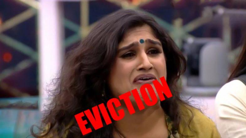 Bigg Boss Tamil 3 Shocker! Vanitha Vijayakumar Gets