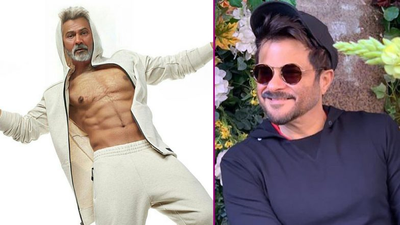 Varun Dhawan Turns Into a Hot 70-Year-Old Hunk, Says He Looks Like Anil Kapoor in Hundred Years! View Pic