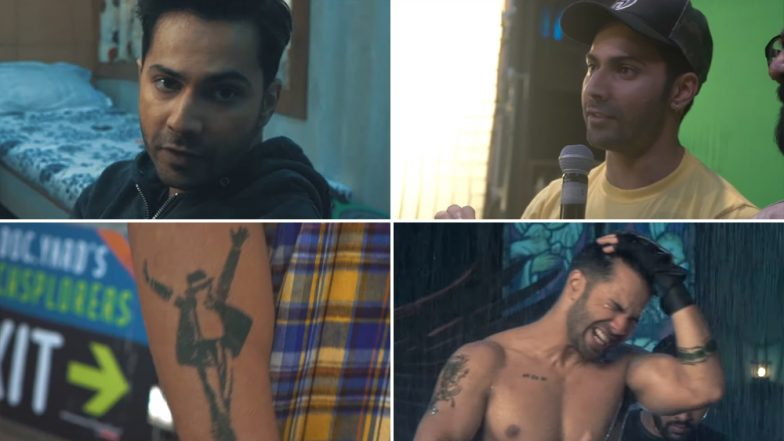 Varun Dhawan Shares a BTS Video of His Journey From ABCD 2 to Street Dancer 3D and It is Everything from Emotional to Inspiring